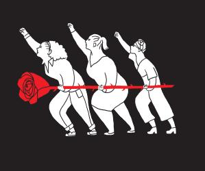 Socialist Feminist Working Group Header Image