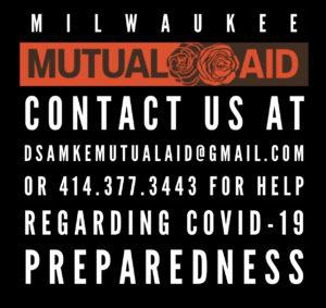 Milwaukee Mutual Aid logo