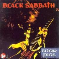 Black Sabbath War Pigs album cover